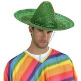 Mexicaanse sombrero hoed