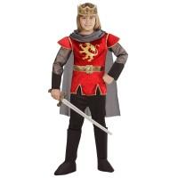 Koning kostuum Arthur Prinsenpak kind