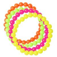 Fluo Neon Armbanden Set