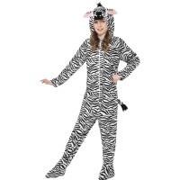 Zebra kostuum kind Zebra carnavalspak