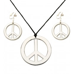 Hippie Peace juwelenset
