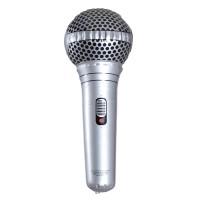 Microfoon opblaasbaar 25cm