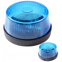 Speelgoed zwaailicht politie met sirene blauw