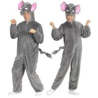 Olfiant kostuum dieren onesie olifanten pak