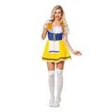 tiroler jurkje dirndl kleedje oktoberfest kleding