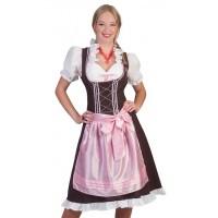 tiroler jurk grote maat dirndl oktoberfest