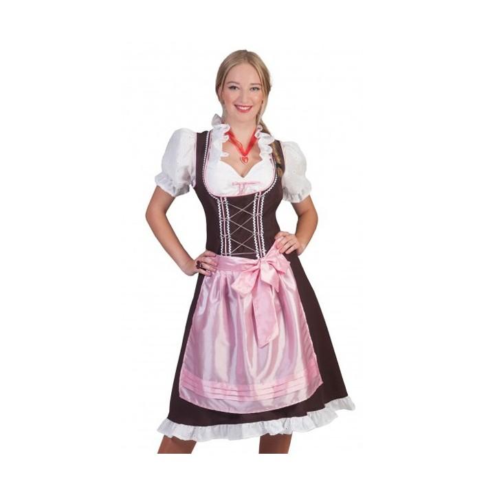 Dirndl Tiroler jurk grote maat Patricia
