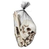 Halloween decoratie Skelet knoken setje 12st