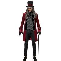 Vampier kostuum Halloween heren