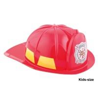 Brandweerhelm kind Harde pvc verstelbaar