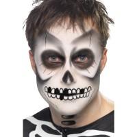 Halloween schmink set Skelet make up kit