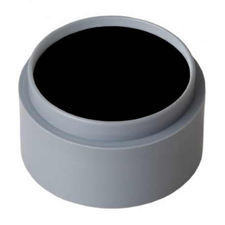Grimas Water make-up pure 101 15ml zwart