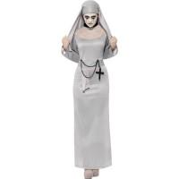 Zombie non kostuum Halloween pakje dames