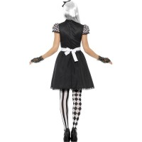 Gothic Alice in wonderland Halloween jurk dames