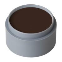 Grimas water make-up N1 15ml zwartbruin piet