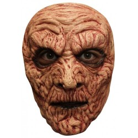 Halloween verbrande mummie masker