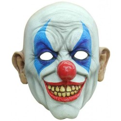 Happy killer clown masker Halloween