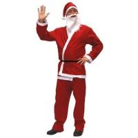 Goedkoop kerstmanpak Kerstman kostuum