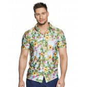 hawaii shirt hemd tropical blouse heren