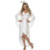 Engelen jurk dames Engel kostuum