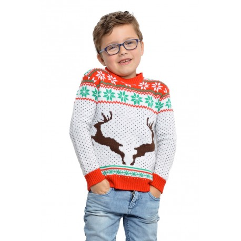 Foute Kersttrui Maat 164.Foute Kersttrui Kind Jokershop Be Kerst Verkleedkleding