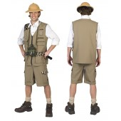 safari kleding padvinder kostuum jungle outfit