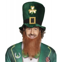 Hoed Leprechaun Ierse kabouter met baard