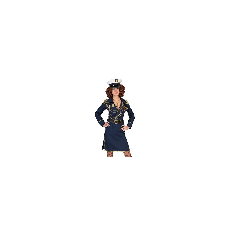 Carnavalskleding Marine Dames.Kapitein Jurkje Kopen Jokershop Be Matrozen Kleding