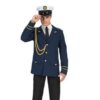 Kapitein kostuum heren Captain Jack