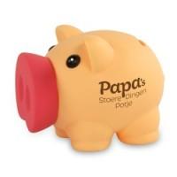 Spaarvarken spaarpot Papa's stoere dingen