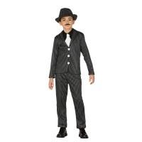 Gangster pakje kind Maffia kostuum