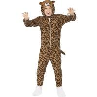 Tijger kostuum kind Carnaval dierenpak