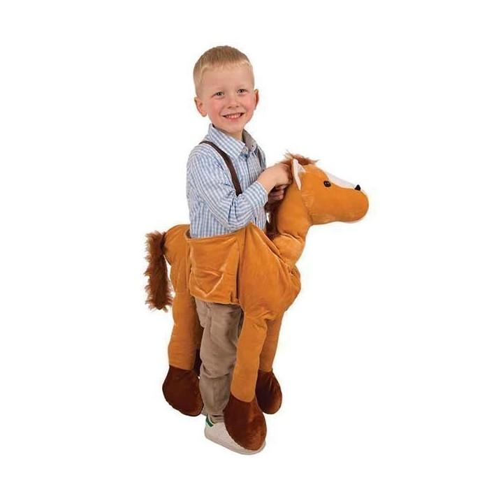 Instap kostuum paard kind