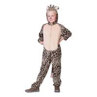 Giraf pak kind Dieren onesie kostuum