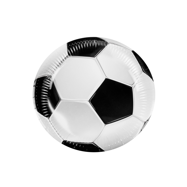 voetbal verjaardag bordjes