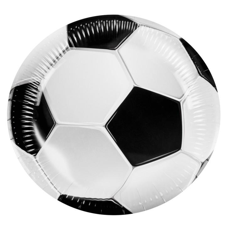 Bordjes voetbal 23cm
