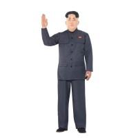Kim Jung Un kostuum