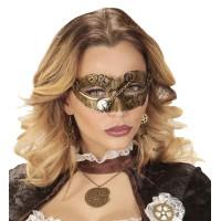 Steampunk accessoires masker