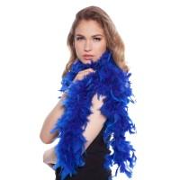 Blauwe Boa 180cm 50 gram