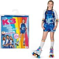K3 pakje rollerskate verkleedpak + kousen