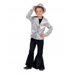 disco broek hippie kind carnaval