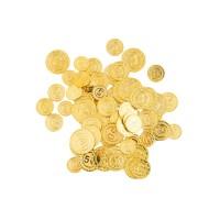 Piraten munten 64st Piratengeld schatkist