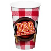 BBQ barbeque party feest versiering bekers