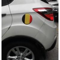 Tankdop hoes België supporter fanartikelen gadgets