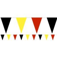 Vlaggenlijn België versiering belgische decoratie vlag