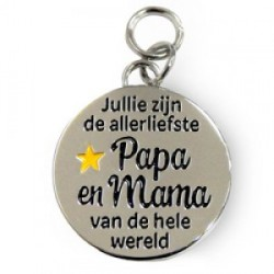 Papa en mama - Charms for you