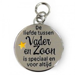 Vader en zoon - Charms for you