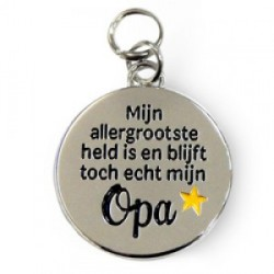 Liefste opa - Charms for you