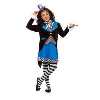 Mad Hatter kostuum meisjes