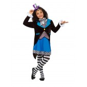 Mad Hatter Alice in Wonderland kostuum kind